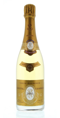 Louis Roederer Cristal 2005 Wine - 75cl 12%