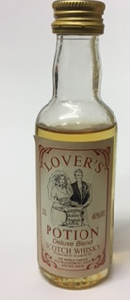 Lover\'s Potion Deluxe Blend Whisky Miniature - 5cl 40%
