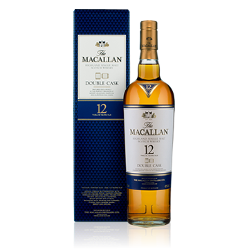 Macallan 12 Year Old Double Cask - 70cl 40%