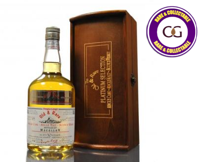 Macallan 30 Year Old 1977 Old & Rare Single Malt Scotch Whisky - 70cl 47.3%