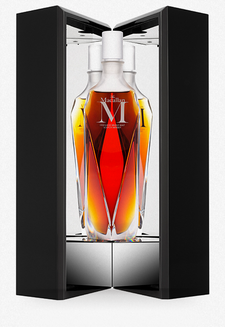 Macallan M Decanter Single Malt Scotch Whisky - 70cl 44%