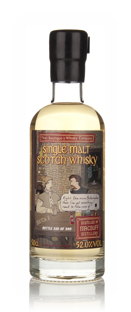 That Boutique-y Whisky Company Single Malt Macduff 50cl 52%