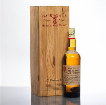 Mackinlays Enduring Spirit Highland Malt Whisky - 70cl 47.3%