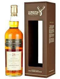 Macphails 25 Year Old Single Malt Scotch Whisky - 70cl 40%