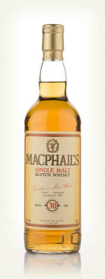 MacPhail\'s 30 Year Old 70cl, 40.0%