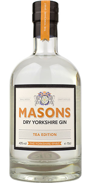 Masons Yorkshire Gin Tea Edition - 70cl 42%