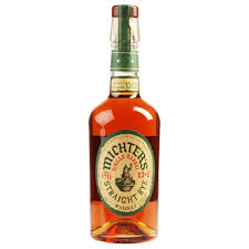 Michters Single Barrel Straight Rye Whiskey - 75cl 42.4%