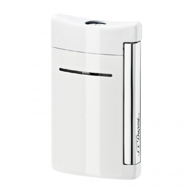 ST Dupont Lighter – Minijet – Optic White
