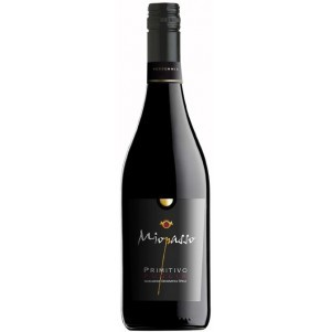 Miopasso Primitivo Red Wine - 75cl 14%