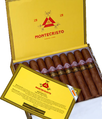 Montecristo 520 Limited Edition Cuban Cigar