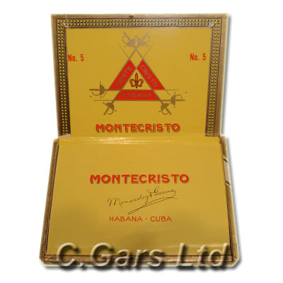 Montecristo No. 5 Cigar - Box of 10