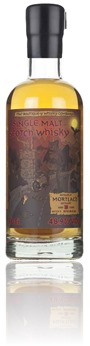 Mortlach 18 Year Old Batch 3 That Boutique-y Whisky Company Whisky - 50cl 48.9%