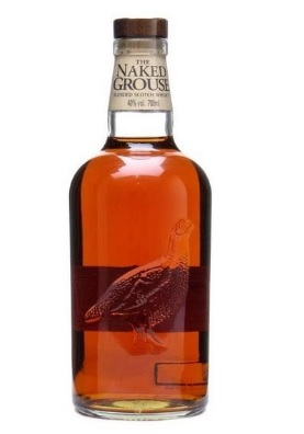 Naked Grouse Blended Scotch Whisky - 70cl 40%