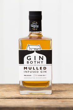 Gin Bothy Mulled Gin - 70cl 37.5%