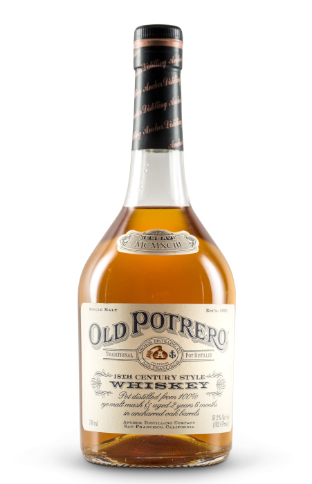 Old Potero 18th Century Style Whisky - 51.2% 70cl