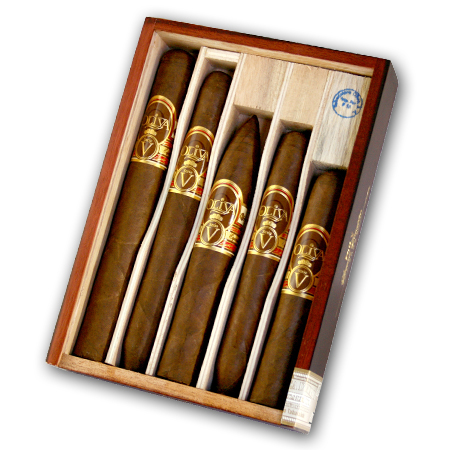 Oliva Serie V Selection Sampler - Box of 5 cigars