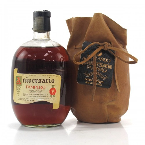 Pampero Aniversario 1963 First Release Rum - 70cl 40%