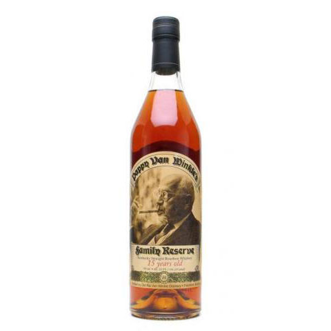 Pappy Van Winkles 15 Year Old Family Reserve Kentucky Straight Bourbon - 75cl 53