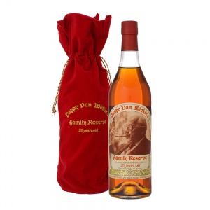 Pappy Van Winkles 20 Year Old Family Reserve Kentucky Straight Bourbon - 75cl 45