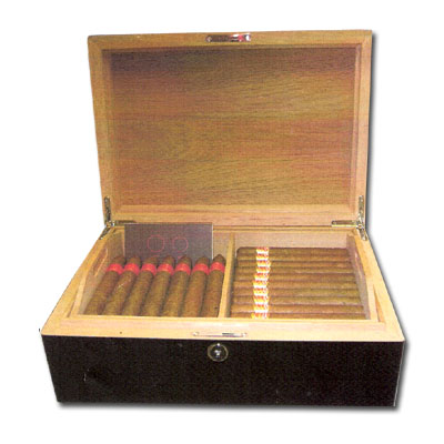 NEW Partagas Branded Humidor 2008