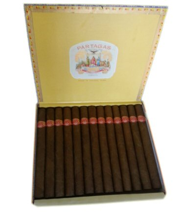Partagas Churchill de Luxe (Vintage 2001) - Box of 25 Cigars