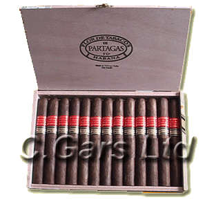 Partagas Serie D No. 2 Limited Edition Cuban Cigar