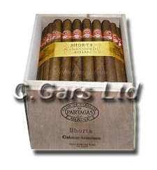 Partagas Shorts Cigar - Cabinet of 50