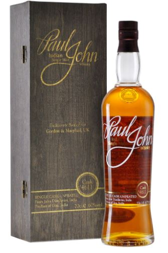 Paul John UK Exclusive Unpeated Single Cask 4611 - 60% 70cl