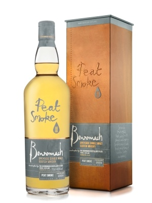 Benromach Peat Smoke 2006 Single Malt Scotch Whisky - 70cl 46%