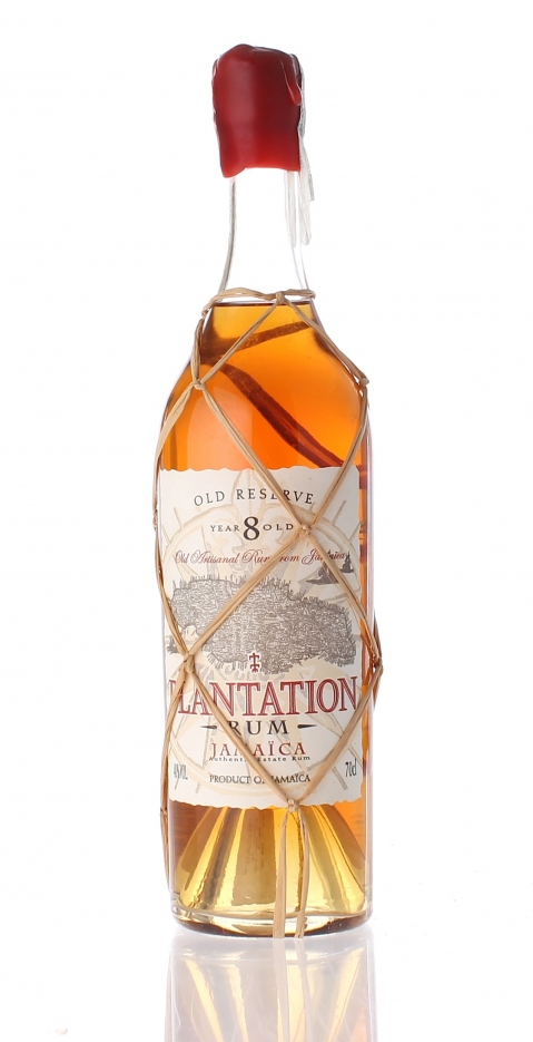 Plantation 8 Year Old Old Reserve Rum - 70cl 45%