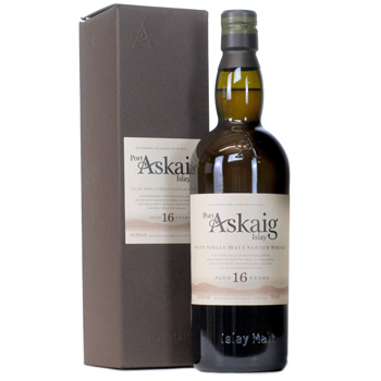 Port Askaig 16 Year Old Single Malt Scotch Whisky - 70cl 45.8%