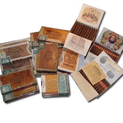 1930s pre embargo collection