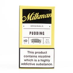 The Milkman - Pudding Vape E-Liquid - 3 x 10ml 3mg