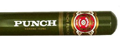 Punch Punch Tubed Cigar - 1 Single