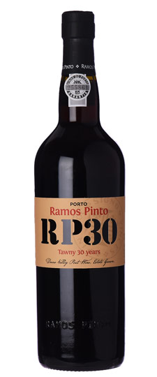 Ramos Pinto 30 Year Old Tawny Port - 75cl 19.5%