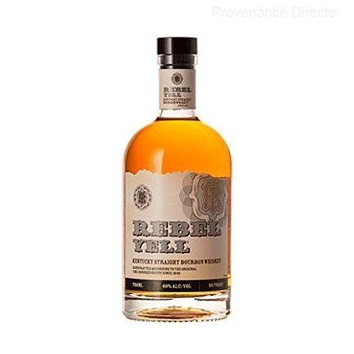 Rebel Yell Kentucky Straight Bourbon Whiskey - 70cl 40%