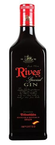 Rives Special Gin - 70cl 40%