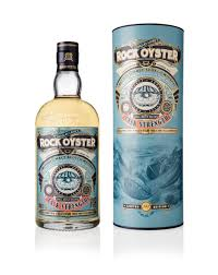 Rock Oyster Cask Strength Whisky - 70cl 57.4%