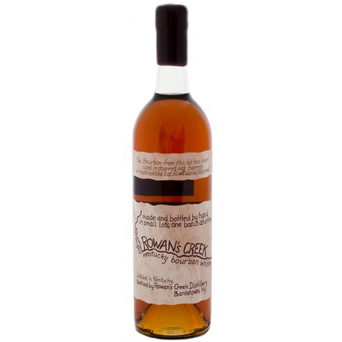 Rowans Creek Bourbon Small Batch Whisky - 75cl, 43.5%
