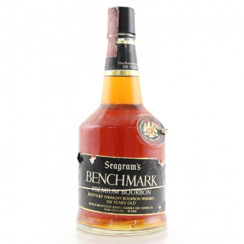 Benchmark 6 Year Old 1970s Premium Kentucky Bourbon - 75cl 86 Proof