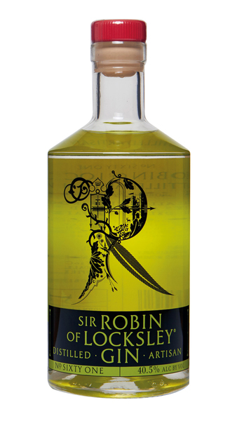 Sir Robin of Locksley Gin - 70cl 40.5%