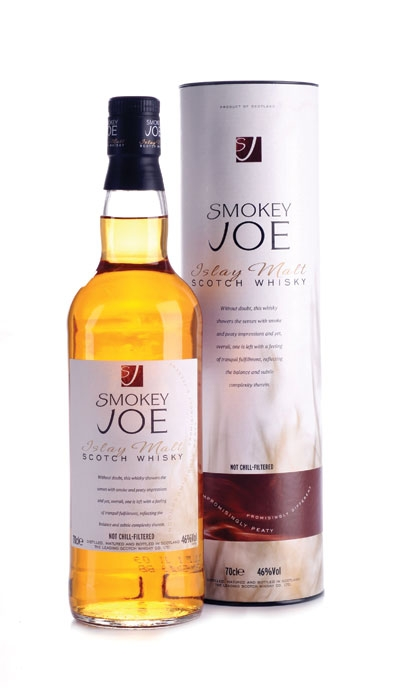 Smokey Joe Blended Malt Scotch Whisky - 70cl 46%