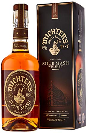 Michters US*1 Small Batch Original Sour Mash Whiskey - 43% 70cl