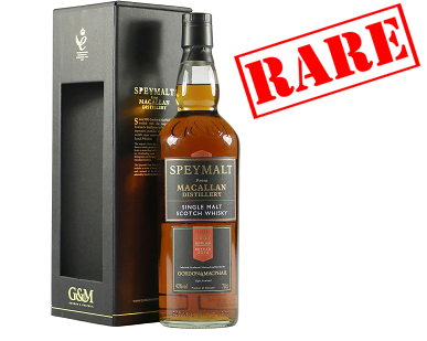 Speymalt From Macallan 49 Year Old 1967 Bottled 2016 Malt Whisky - 70cl 43%