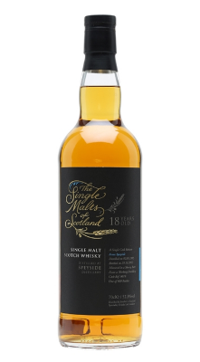 Speyside 18 Year Old 1995 Sherry Butt Single Malt Scotch Whisky - 70cl 52.3%