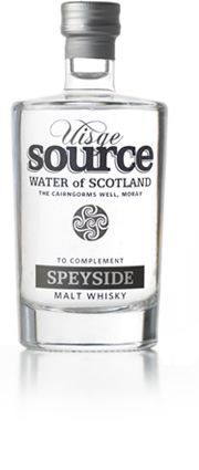 Uisge Water of Scotland Complimenting Speyside Whisky - 10cl