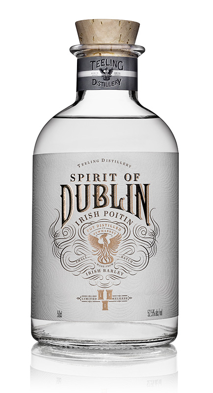 Teeling Spirit of Dublin Irish Poitin - 50cl 52.5%