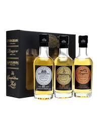 Springbank Campbeltown Malts Gift Pack - 3x20cl, 46.0%