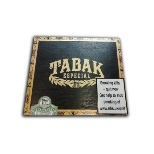 Empty Tabak Especial By Drew Estate Oscuro Corona Cigar