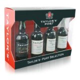 Taylors Port Miniature 4x5cl Selection